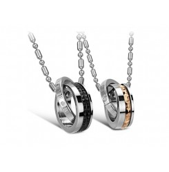 Комплект колиета с пръстени